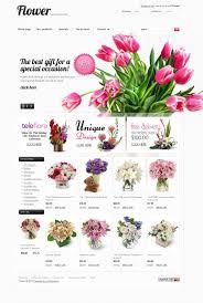 Home Interiors Catalog Online Flower Shop Oscommerce Template 37754