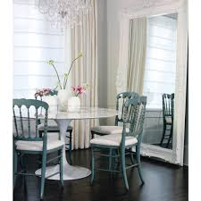 Mirror Dining Table by Beautiful Tulip Dining Table Decor U2014 Home Ideas Collection
