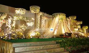 reception decorations in hyderabad shobha u0027s entertainments