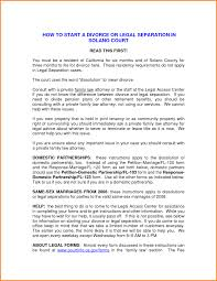 how to start divorce letter template word family law attorney