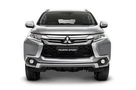 2016 mitsubishi pajero sport review 2017 mitsubishi pajero sport exceed 4x4 7 seat 2 4l 4cyl diesel