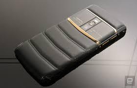 vertu luxury phone vertu gizmodo cz