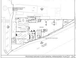 brisbane is getting a tesla flagship showroom ground level plan