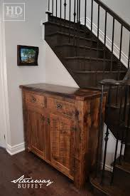 Reclaimed Wood Buffet Table by Beautiful Reclaimed Wood Buffet Made From 100 Southwestern