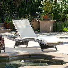 Wicker Patio Table And Chairs Point Bubble Chair Modern Outdoor Wicker Patio Lounge Chairs