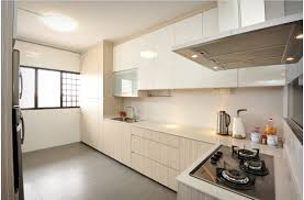 all white industrial kitchen hdb google search kitchen