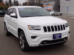 2014 jeep grand v8 used 2014 jeep grand for sale randolph oh vin
