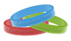 silicone wrist bracelet images Silicone wristbands embossed silicone wristband bracelets jpg