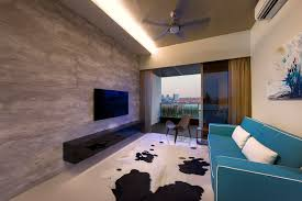 Singapore Home Interior Design Condo At Elliot Penthouse Rezt U0026 Relax Interior Design