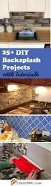 Diy Kitchen Backsplash Tile Kitchen 13 Best Diy Budget Kitchen Projects Tile Backsplash