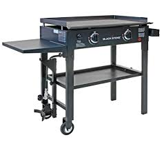 blackstone 28 griddle 28 u201d griddle u2013 2 burner propane flat top