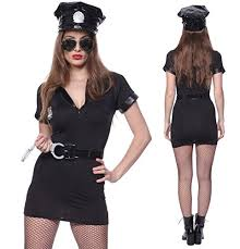 banggood police officer patrol cop children halloween costume kids