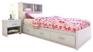bedroom exquisite sonax willow twin single storage bed with