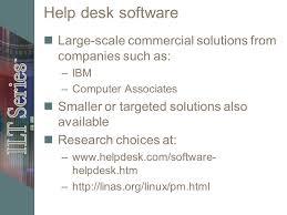Ibm Service Desk Software Troubleshooting Methodology Unit Objectives Describe
