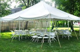 tent party picnics promos tents tables and chairs