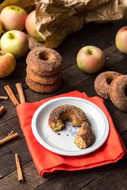 apple cider baked doughnuts coley cooks