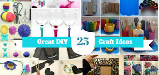 Diy Home Decor Craft Ideas Here Are 25 Easy Handmade Home Craft Ideas Part 1