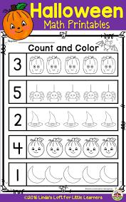 printable halloween math worksheets kindergarten halloween math worksheets u0026 subtraction worksheets