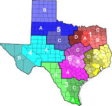 Texas Highway Map File Texas Highway Patrol Divisions Map Png Wikimedia Commons