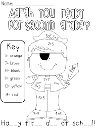 kindergarten coloring worksheets printable free coloring pages