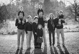 posing large groups knaul thanksgiving moreland photography
