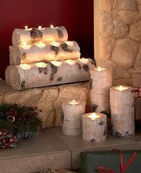 porta candele un portacandele fai da te con materiali naturali 20 idee a cui