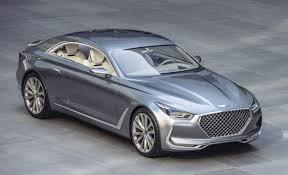 2017 genesis g90 silver redesign hyundai excellence pinterest
