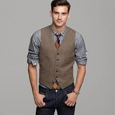 grooms jeans vests harvest herringbone vest men u0027s fashion