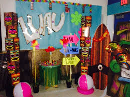 hawaiian luau decorations dinner dance ideas beach theme