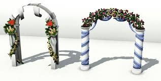 wedding arches sims 3 mod the sims wedding arches ts2 celebration sp ts4 bonus