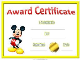 preschool certificates preschool awards certificates childrens certificates free and