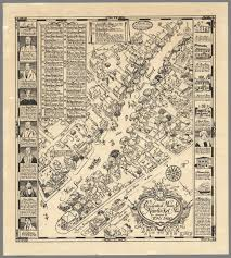 Nantucket Map Residential Main St Nantucket Mass Designed By Tony Sarg 1937