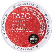amazon com tazo awake english breakfast tea keurig k cups 16