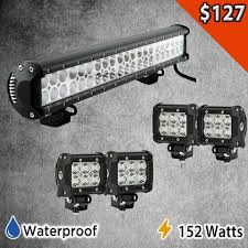 led light bar bundle ships to usa light bar supply
