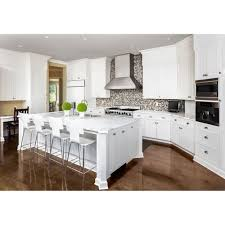 white kitchen cabinets with wood crown molding ghi arcadia white shaker cabinet 8 crown moulding