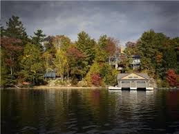 Lake Joseph Cottage Rentals by Rosseau Muskoka Georgian Bay Ontario Cottage Rentals