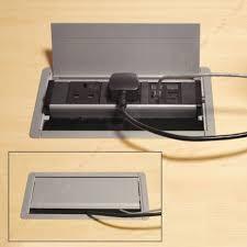 bloc prise encastrable bureau bloc prises de bureau prises electriques accessoires cuisines