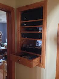 In Wall Cabinets In Wall Stereo Cabinet U2014 I N Adelson