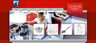 Kitchen Website Design Kitchen Web Design Cape Town