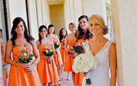 fall orange bridesmaid dresses naf dresses