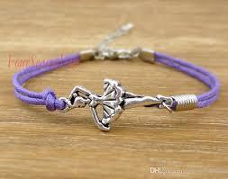 personalized charms bulk custom multicolor ballerina charm bracelet ballet dancer