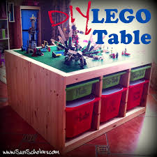 Diy Lego Table by Diy Ikea Lego Table Aka The Super Secret Project The Day The