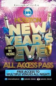 new years events in houston houston new years 2018 events clubzone