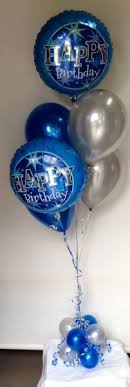 birthday balloons for him balloon bouquets balloons delivered