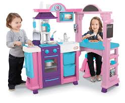 Little Tikes Girls Bed by Little Tikes Tikes Kitchen And Restaurant Pink Toys