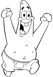 sponge bob coloring pages
