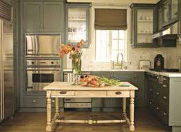 Painting Old Kitchen Cabinets Green Painted Kitchen Cabinets Yeo Lab Com
