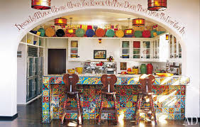 funky kitchens ideas glass tops for cool and kitchen designs from a junk filled