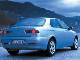 luxury alfa romeo 156 1998 l0o new car wallpapers