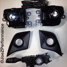 lexus is aftermarket parts official usdm 2014 is350 f sport w jdm led fog lamps installed
